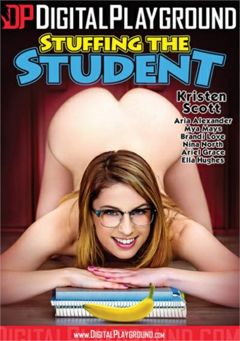 Stuffing The Student Porn DVD from Digital Playground