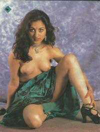 retro indian nude
