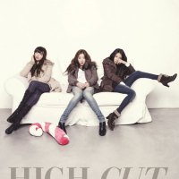Pretty f(x) High Cut Magazine
