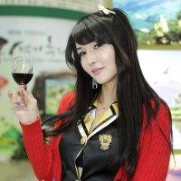 Cha Sun Hwa Korea Travel Expo 2011