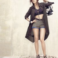 Kim Ha Neul Vogue Magazine