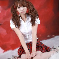 School Girl Lee Eun Hye
