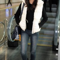 Son Yeon Jae Incheon Airport 2011