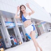 Kim Ha Yul Korea Speed Festival 2012 (R2)