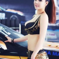 Im Ji Hye CJ Super Race 2013 (R1)