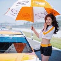 Jo Sang Hee CJ Super Race 2013 (R1)