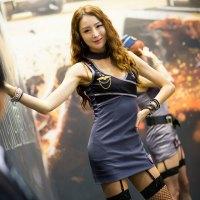 Eun Bin G-STAR 2013