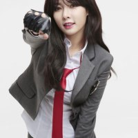 Kim Hyuna Mystic Fighter