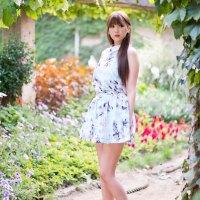 Lee Eun Hye Outdoor Photoshoot