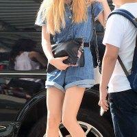 Girls' Generation Incheon Airport 2015