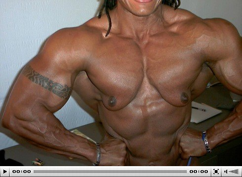 female bodybuilders steroid ball