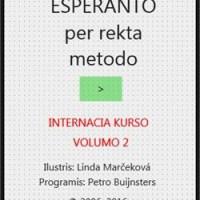 La dua parto de la telefona aplikaĵo por lerni Esperanton