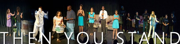 'Then You Stand' play by Yvonne Pierre