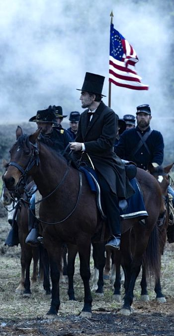 Daniel Day-Lewis in Steven SpielbergGÇÖs 'Lincoln'