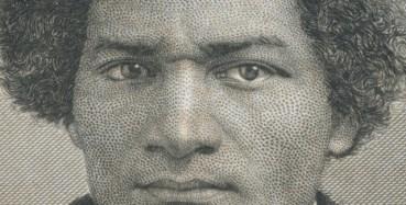 Frederick Douglass young