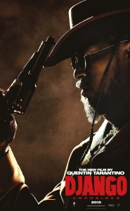 Jamie Foxx in &#039;Django Unchained&#039; poster