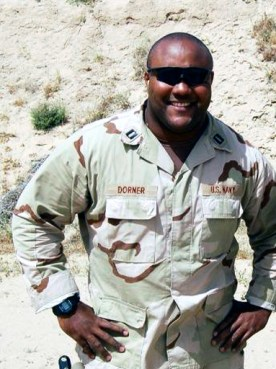 Chris Dorner, U.S. Navy