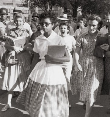 Little Rock Nine 1957