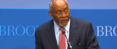Assistant Secretary of State for African Affairs Johnnie Carson speaks at Brookings Institution 021113 by uspolicy.be