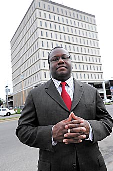 New Orleans Chief Public Defender Derwyn Bunton