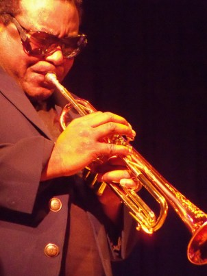 Wallace Roney Yoshi's Oakland 031213 by Wanda