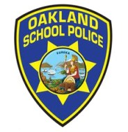 Oakland School Police badge