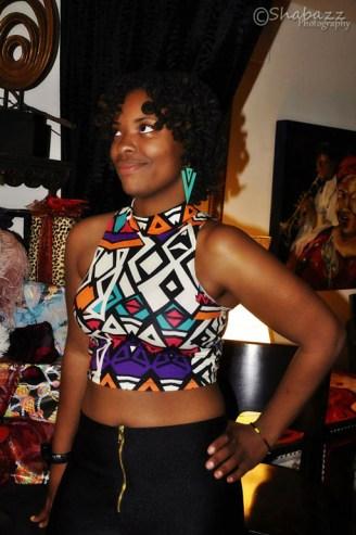 Aries Jordan, Miss Cleopatra 2013