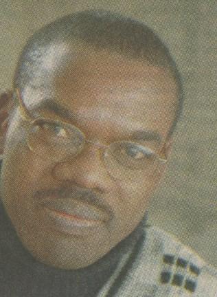 Sixbert Musangamfura, spokesman for FDU-Inkingi