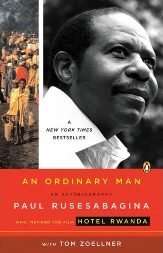 'An Ordinary Man' by Paul Rusesabagina cover