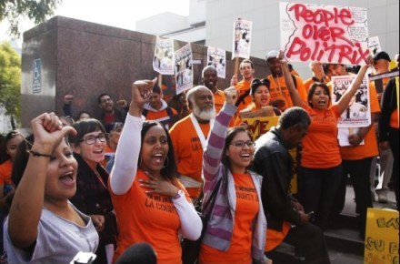 LA advocates decry governor's prison expansion compromise, moving prisoners to private prisons out of state