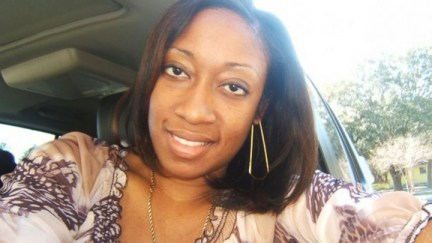 Marissa Alexander family photo