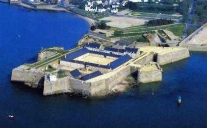 Slave port Lorient, France