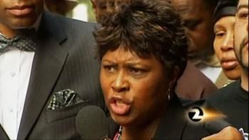 Oscar Grant's mom Wanda Johnson 'My son was murdered' 070810 by KTVU
