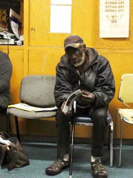 Papa Bear at Community Newsroom-2 by PNN