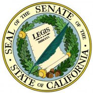 Seal of California Senate