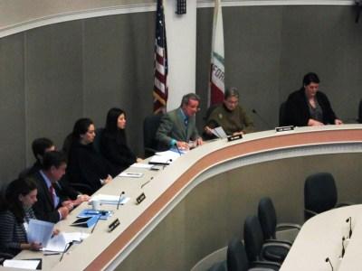 Joint hearing on solitary legislators Capitol 021114 by Denise Mewbourne