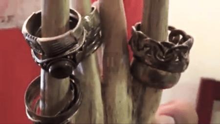 Damian's moldy rings