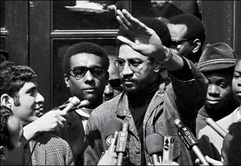 Student Nonviolent Coordinating Committee (SNCC) leaders Stokely Carmichael and H. Rap Brown meet the press. Despite his selfless service and inspiration to the people as a freedom fighter for Black power and for peace in the hood, the U.S. government has been pursuing and persecuting Imam Jamil relentlessly for 47 years. Now it is time to convince them to save his life.