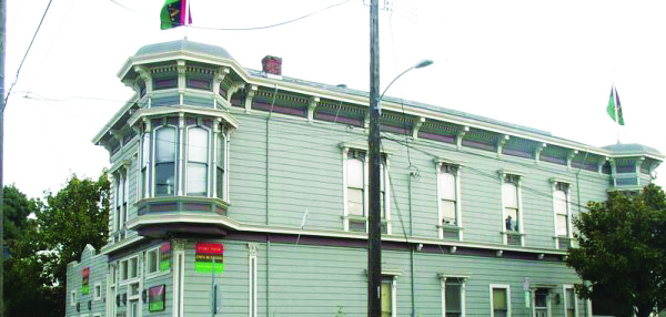The historic Liberty Hall in West Oakland belongs to the people, but it will be lost unless $200,000 can be raised by August 2015.