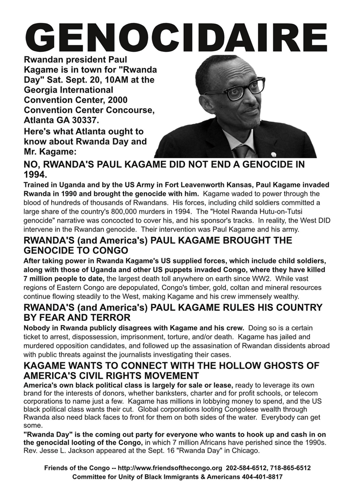 rwandan genocide 1 Position during the rwandan genocide i studied current literature on the  1  michael barnett, eyewitness to a genocide: the united nations.