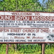 As a Black-founded, all-Black town, all adults in Mound Bayou, Mississippi, were registered voters long before the Civil Rights Movement and the Voting Rights Act. Although their votes did not count outside the town, residents were still able to elect their own police chief and town officials. It's time to build on this extraordinary history.