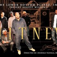 'Jitney' Lower Bottom Playaz poster