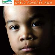 'Ending Child Poverty Now' cover