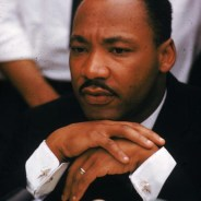 Dr. Martin Luther King, 1962