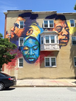 New nina simone documentary what happened miss simone for Malcolm x mural