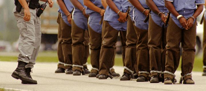 ABD: Teksas Eyalet Hapishanelerinde Mahkumların Grevi Sürüyor