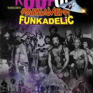 'Tear the Roof Off' P-Funk poster
