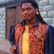 Dameion Brown plays Othello in the new Marin Shakespeare Company production. – Photo courtesy Lori A. Cheung