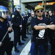 super-bowl-city-grand-opening-protest-march-union-sq-to-mkt-to-main-off-joshua-cabillo-shoves-deja-caldwell-013016-by-paul-chinn-sf-chronicle