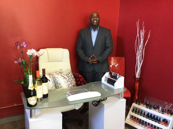 Richard Washington proudly invites everyone who appreciates luxury to his new Luxurious Nail Boutique and Spa, 4138 Third St., San Francisco. Call 415-285-2842 for an appointment.